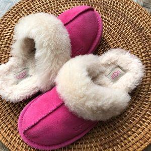 Ugg kids k cozy 11 slipper Size 1 Youth